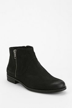 Vagabond Code Leather Ankle Boot