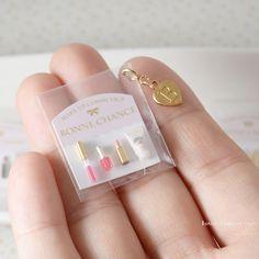 Miniature Cosmetics for 1/12 scale dollhouse