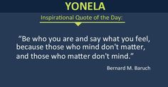 Which Inspirational Quote Are You?