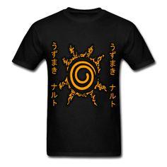 Uzumaki Seal Men's Standard T-Shirt