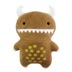 Ricemon Soft Toy by noodoll on Etsy. $19.99, via Etsy. #plushies