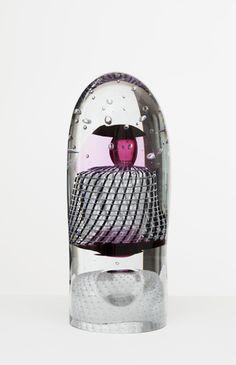 Katja  Oiva Toikka  2012  32 x 13 cm  Hand blown glass  GF 6153