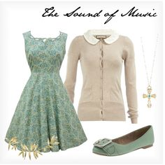 """""""The Sound of Music"""" by elliekayba on Polyvore"""