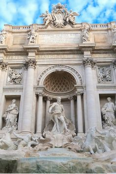 Experience a weekend in Rome, the most beautiful city in Italy. Visit the Trevi Fountain, The Spanish Steps. Take a stroll through the Vatican. Eat pizza on the streets and explore everything Rome has to offer.