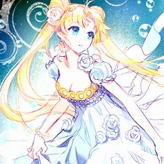 I used to be big sailor moon fan as a teen <3