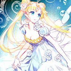 uhm. I love sailor moon. (: