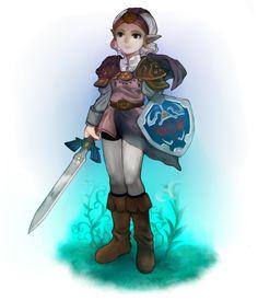戦闘スタイル姫様