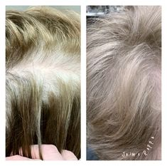Growing out gray hair using hilights and lowlights Hilights And Lowlights, Gray Hair Growing Out, Hair Studio, Grow Out, My Hair, Hair Cuts, Hair Color, Photo And Video, Grey