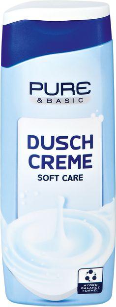 Cute Duschcreme Soft Care