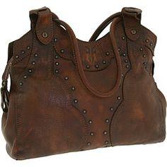 Frye Vintage Stud Shoulder bag