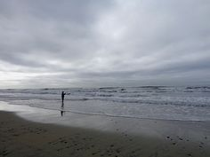 Fishing, Torrey Pines, La Jolla, California, beach, Pacific, ocean