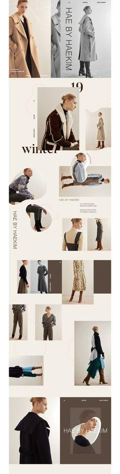 Fashion Web Design, Fashion Graphic, Website Design Layout, Web Layout, Editorial Design, Editorial Fashion, Email Design Inspiration, Fashion Banner, Graph Design
