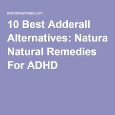 Treatment deficit adult best attention disorder