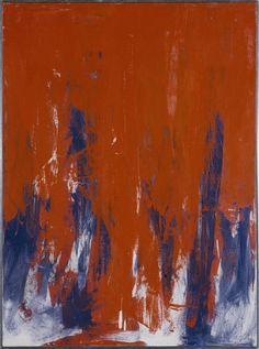 No. 1 Spring Weather, Jack Tworkov, 1962