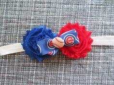 Cubs Headband