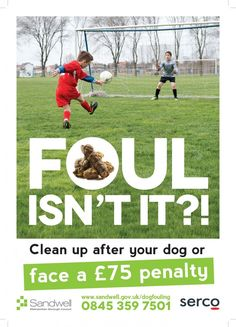 Foul isn't it? - Sandwell Council