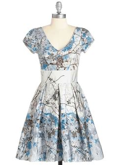 Love the ModCloth Marvelous Moonglow Dress on Wantering.