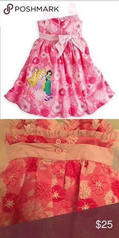 Disney Pink Princess Dress brand new!.. sooo cute! Disney Dresses Casual