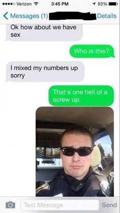 from Kyler gay cop jokes