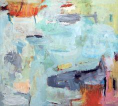Elizabeth Schuppe - Under Clouds Under Water, 2007
