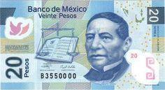20a by alain_album, via Flickr Monedas y billetes de México  http://www.taringa.net/posts/imagenes/6283927/Monedas-y-billetes-mexicanos-conocelos.html