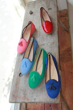 Chatelles slippers ready for sunny days! (www.mychatelles.com)