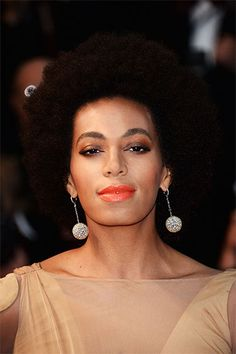 High Brow: The Best Celebrity Eyebrows - Solange Knowles