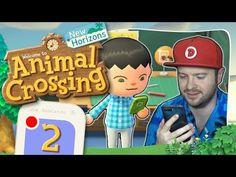 Animal Crossing: New Horizons - YouTube Nintendo Ds, Nintendo Switch, Animal Crossing, Cool Stuff, Youtube, Animals, Fictional Characters, Craft Tutorials, Animales