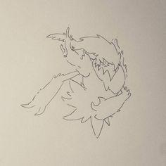 Darkrai #pokemon #fanart #inktober #darkrai #draw #drawing #illustration #nintendo #instaart #videogame #anime #manga #ghost #sketch #sketchbook #sketching #doodle #doodling