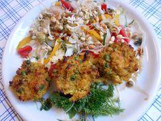 Quinoa, Cauliflower, Meat, Chicken, Vegetables, Food, Turmeric, Cauliflowers, Essen