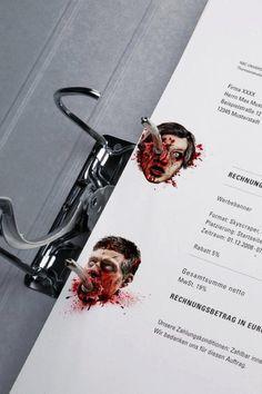 Ziemlich cooles Zombie-Locher-Dingens-gedöns.