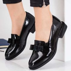Pantofi Piele dama negri Zalafi
