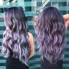 """2,078 Likes, 7 Comments - Hairbesties Community (@guytang_mydentity) on Instagram: """"#Hairbestie @ginaatkinson 🙆🏼💜Long Hair. For this Transformation:. ➕We lifted with @guy_tang…"""""""