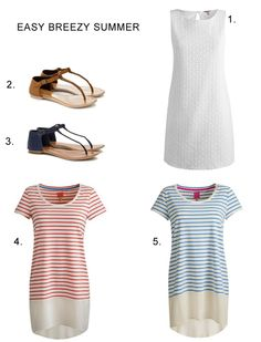 The Short and the Sweet of It: Summer Looks Joules