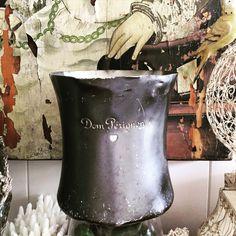 Vintage Dom Perignon champagne bucket