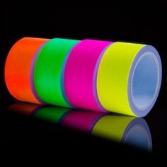 Fluorescent Black Light, Neon Rosa, Green And Orange, Orange Pink, Orange Interior, Neon Nights, Retro Party, Alice In Wonderland Party, Glow Party