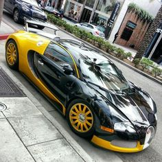 Brilliant Bugatti Veyron...