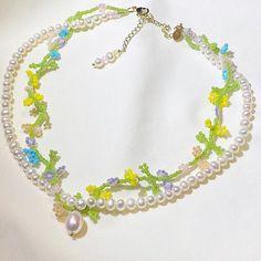 Fairy Jewelry, Cute Jewelry, Jewelry Crafts, Handmade Wire Jewelry, Handmade Jewelry Designs, Bead Jewellery, Beaded Jewelry, Beaded Crafts, Homemade Jewelry