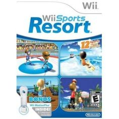 compare Wii Sports Resort wWii Motion Plus Wii Game Nintendo Special offer