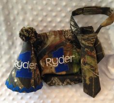 Boys Cake Smash Outfit  Mossy Oak Camo  Diaper by SlickandBoogers, $25.00