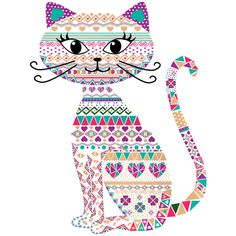 Find tribal+cats stock images in HD and millions of other royalty-free stock photos, illustrations and vectors in the Shutterstock collection. Thousands of new, high-quality pictures added every day. Royalty Free Images, Royalty Free Stock Photos, Arts And Crafts, Paper Crafts, Sketch Notes, Cat Colors, Cat Art, Cartoon Characters, Folk Art