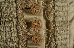 Dress Date: 1881–82 Culture: French Medium: silk Dimensions: Length at CB (a): 19 1/2 in. (49.5 cm) Length at CF (a): 15 1/2 in. (39.4 cm) Length at CB (b): 45 in. (114.3 cm) Length at CF (b): 43 in. (109.2 cm) Width at Bottom (b): 78 in. (198.1 cm) Credit Line: Gift of Mrs. Charles Hoffbauer, 1938