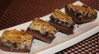 Cookies & Cream Chess Bars