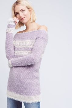 Shop the Faroe Off-The-Shoulder Sweater and more Anthropologie at Anthropologie today. Read customer reviews, discover product details and more.