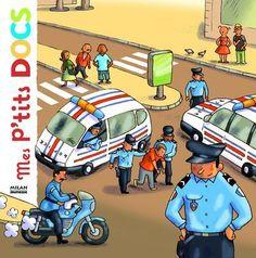 Amazon.fr - Les policiers - Stéphanie Ledu, Robert Barborini - Livres