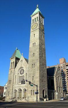 St. John the Baptist Church in Jersey City Grammar School 1975-1984