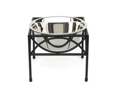 "Regal Single Bowl Elevated Diner - 7"" Tall"