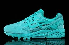 Another Look At The Asics Gel Kayano Trainer Spectra Green
