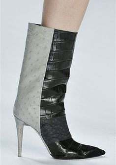Narciso Rodriguez Shoes Autum Winter 2012-2013