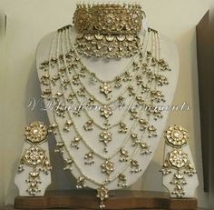 Aadi, satlada and jhala Indian Wedding Jewelry, Bridal Jewelry, Hyderabadi Jewelry, Rajputi Jewellery, Wedding Necklace Set, Expensive Jewelry, India Jewelry, Engagement Jewelry, Jewelry Patterns